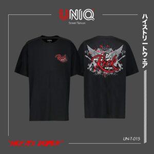 เสื้อ UNIQ เสื้อชาวร๊อค