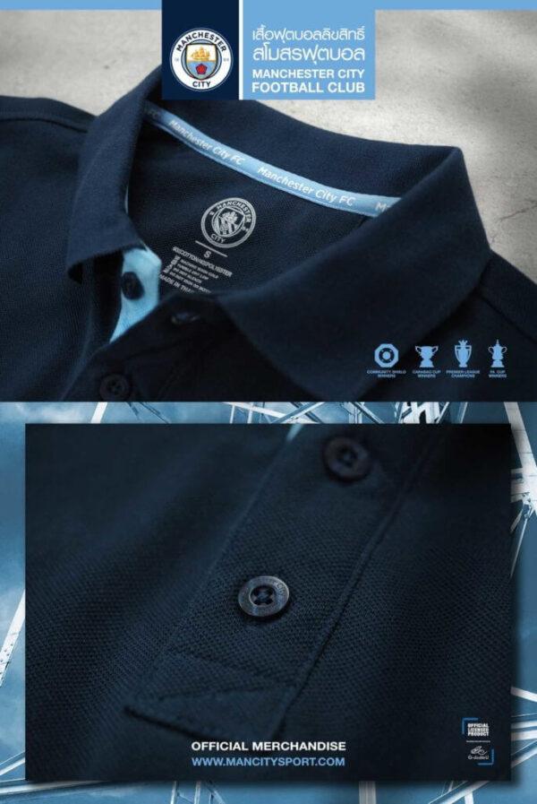 เสื้อโปโล ลิเวอร์พูล รุ่น C010NV